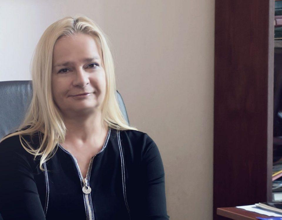 Prof. Marta Misiuk-Hojło 2018