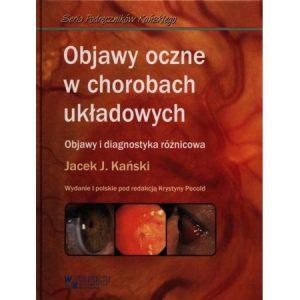 Objawy oczne w chorobach układowych